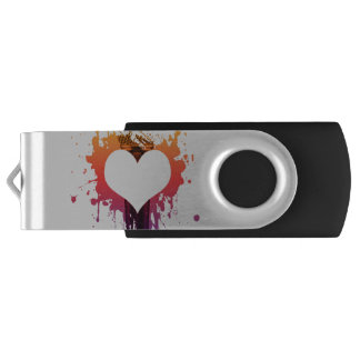 音楽スタイル USBフラッシュドライブ