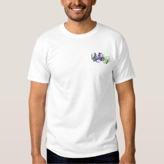 音楽スタッフ 刺繍入りTシャツ