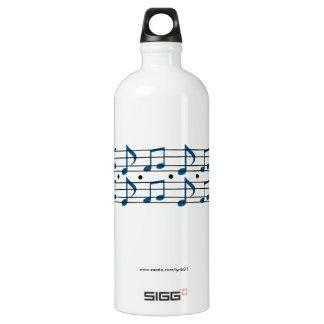 音楽ノート SIGG トラベラー 1.0L ウォーターボトル
