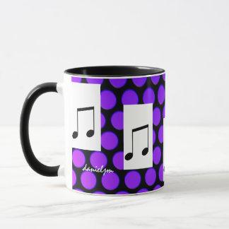 音楽マグ マグカップ