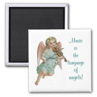 音楽天使 マグネット