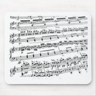 音楽専攻学生か学生または先生 マウスパッド