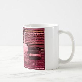 音楽愛インスピレーション コーヒーマグカップ