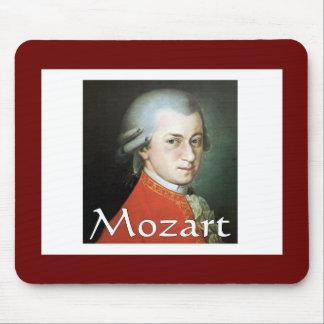 音楽愛好者のためのモーツァルトのギフト マウスパッド