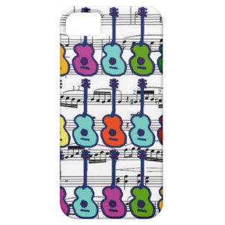 音楽楽器およびノート iPhone SE/5/5s ケース