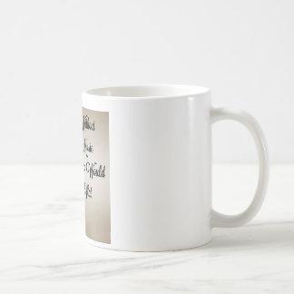 音楽生命なしで平らなb コーヒーマグカップ