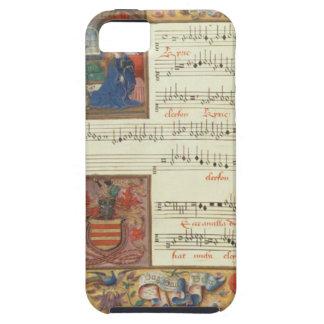 音楽的な原稿箱 iPhone SE/5/5s ケース