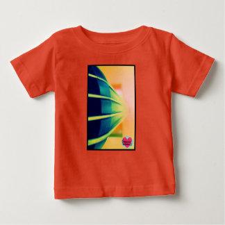 音楽的な寿命の子供のチェロのTシャツ ベビーTシャツ