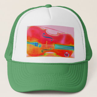 音楽的な寿命の赤いチェロの帽子 キャップ