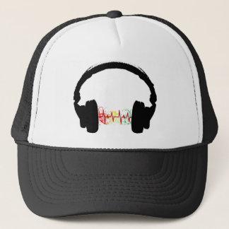 音楽的な生命維持のトラック運転手の帽子 キャップ