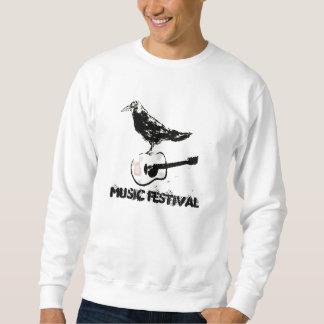 音楽祭の芸術 スウェットシャツ