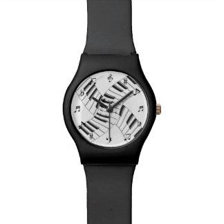 音楽腕時計 腕時計