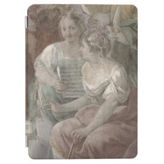 音楽部屋(フレスコ画) (60259の詳細) iPad AIR カバー