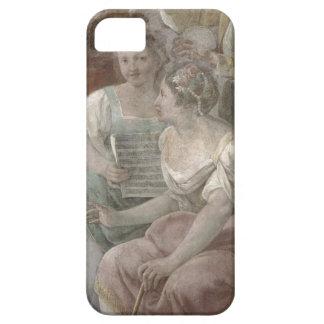 音楽部屋(フレスコ画) (60259の詳細) iPhone 5 ベアリーゼアケース