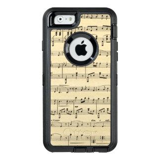 音楽 オッターボックスディフェンダーiPhoneケース