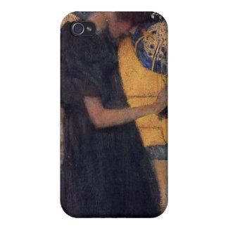 音楽-グスタフのクリムト iPhone 4/4S カバー