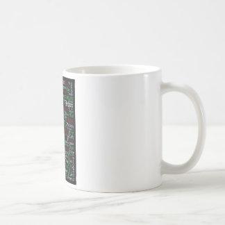 音楽 コーヒーマグカップ