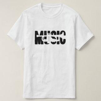 音楽(トランペット) Tシャツ