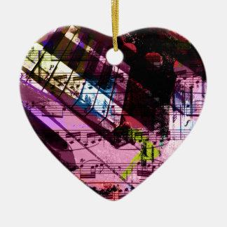 音楽、ピアノ装飾(9) セラミックオーナメント