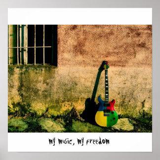 音楽 ポスター