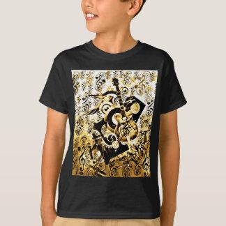 音楽、石Gold_の旅行 Tシャツ