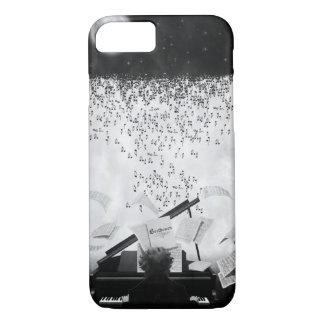 音楽 iPhone 7ケース