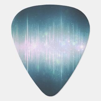 音波の宇宙 ギターピック