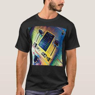 音波のTシャツ Tシャツ