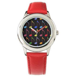 音符の時間 腕時計