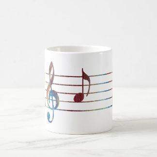 音符 コーヒーマグカップ