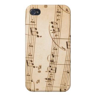 音符 iPhone 4 CASE