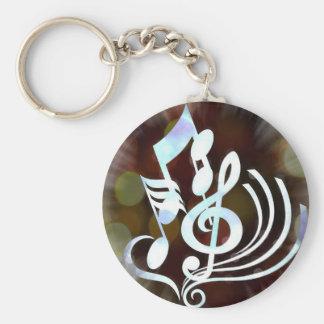 音符Keychain キーホルダー