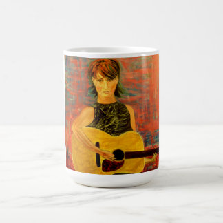 音響の女の子 コーヒーマグカップ