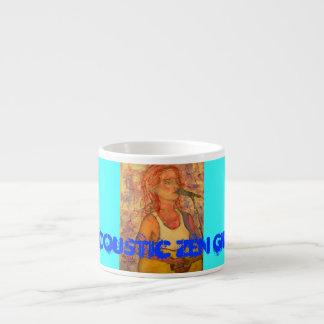 音響の禅の女の子 エスプレッソカップ