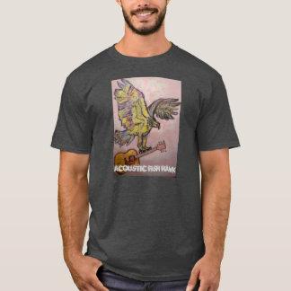 音響の魚タカ Tシャツ