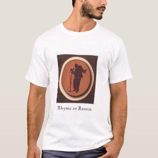 韻か理由 Tシャツ