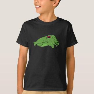 韻のベビーCthulu Tシャツ
