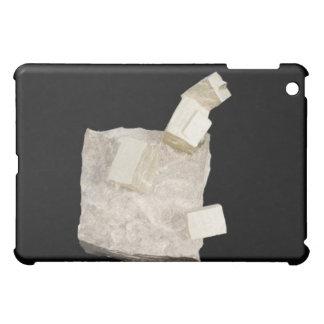 頁岩の黄鉄鉱の水晶 iPad MINI CASE