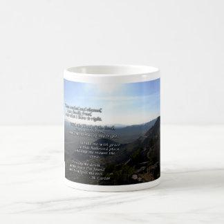 頂上 コーヒーマグカップ
