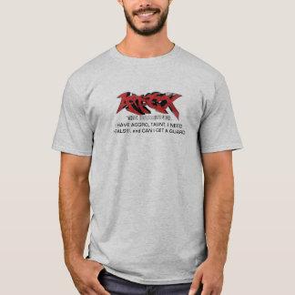 頂点のTシャツの挑発 Tシャツ