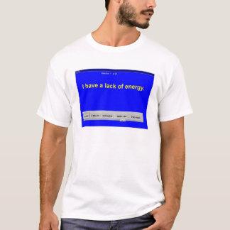 項目銀行業 Tシャツ