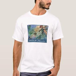 順序のトンボ(トンボ) Tシャツ