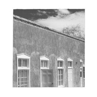 領土スタイルの建築、新しいサンタフェ ノートパッド