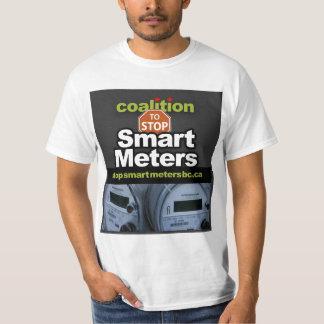 頭が切れるなメートルをストップ連合 Tシャツ