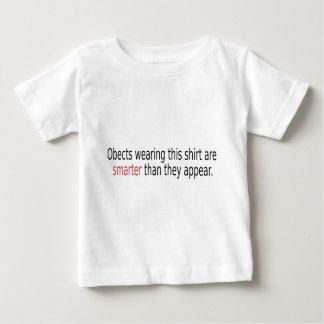 頭が切れるな目的 ベビーTシャツ