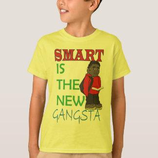 頭が切れる新しいギャングはです Tシャツ
