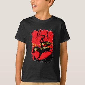 頭のない騎手 Tシャツ
