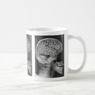 頭脳でチェロキー コーヒーマグカップ