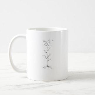 頭脳で私達は信頼します コーヒーマグカップ