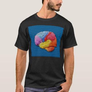 頭脳のブロック Tシャツ